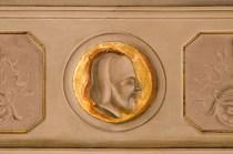 Ritratto del generale Giuseppe Garibaldi. Sala Giunta. Foto Sergio Ceccotti.