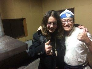 Ozzy & Isao Machii