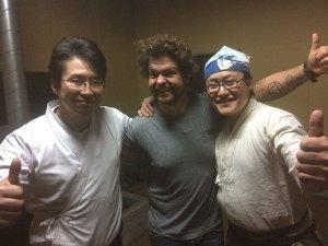 jack & Isao Machii & Masahiro
