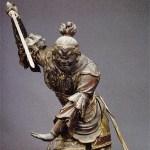 木造十二神将立像に対する疑問