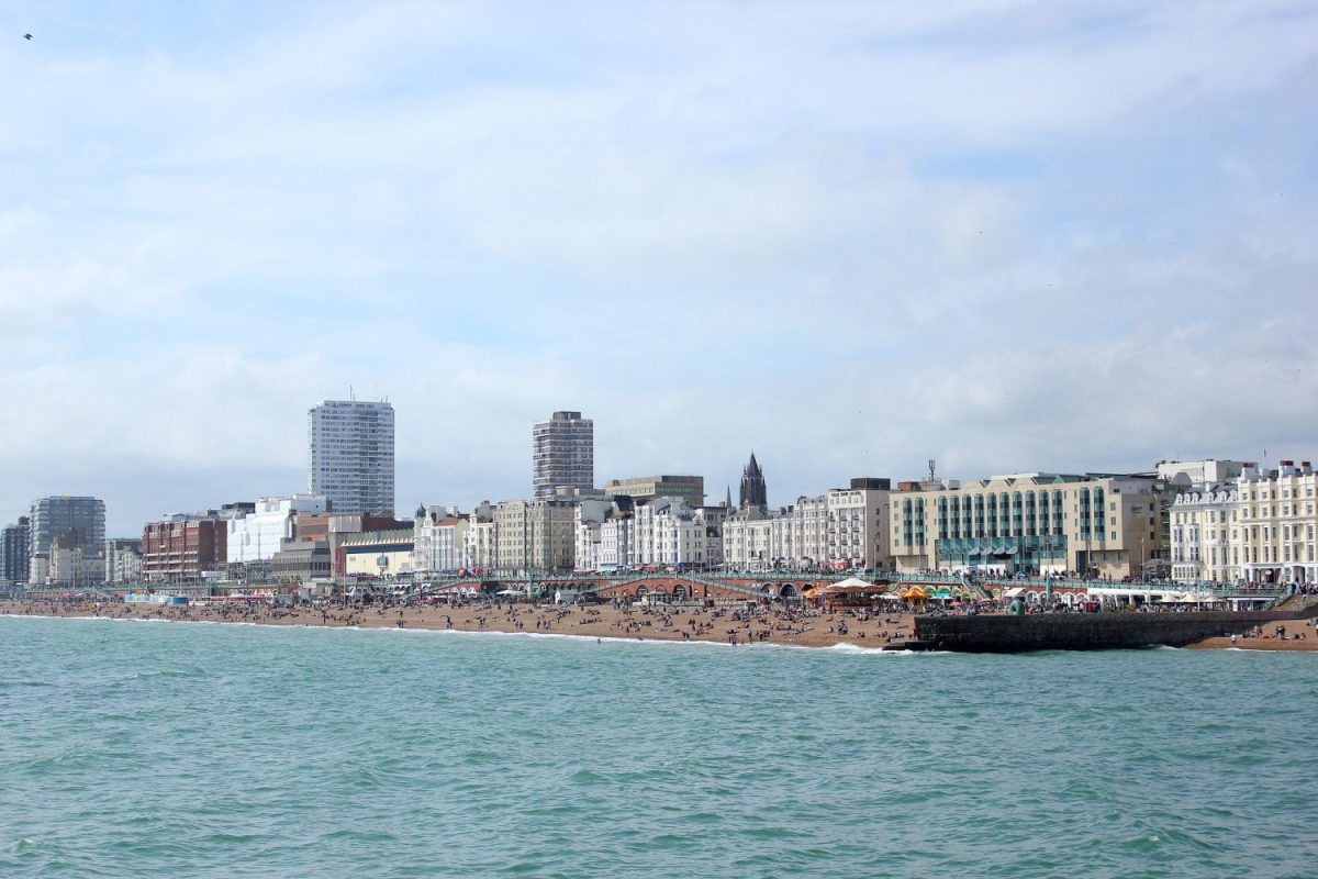 A (Foodie) Weekend in Brighton