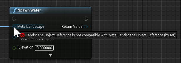 Ue4 create your own automatic converters for blueprints custom lets say we have a umetalandscape blueprint type which is a composition of the alandscape type we want to create a custom automatic converter to drag and malvernweather Image collections