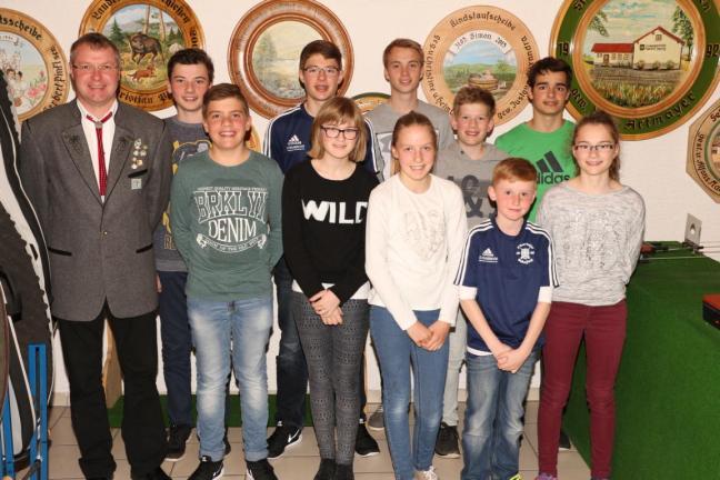Jahresmeister Schüler-Jugend