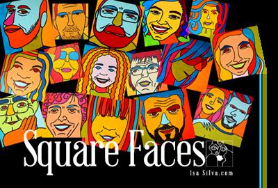 SquareFaces-serie-personalizadas