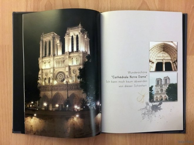 Paris Photo Album Notre Dame