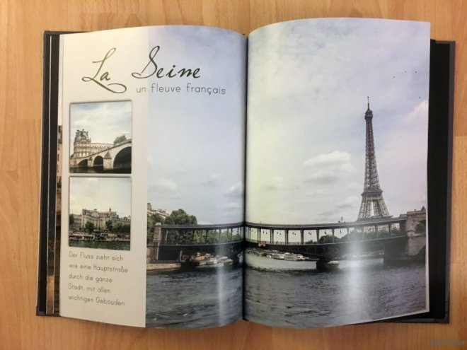 Paris Photo Album Seine