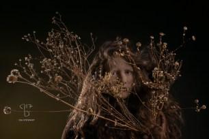 Copyright: Isa Stewart. Model: Janay Hair. Shot during Guerrilla Photo Group at the Wereloft, Taos NM