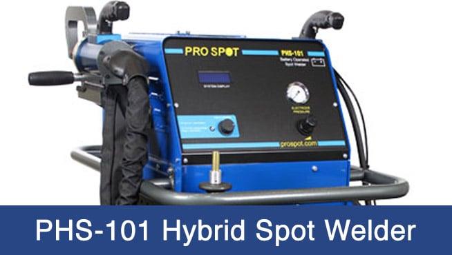 PHS-101 Hybrid Spot Welder