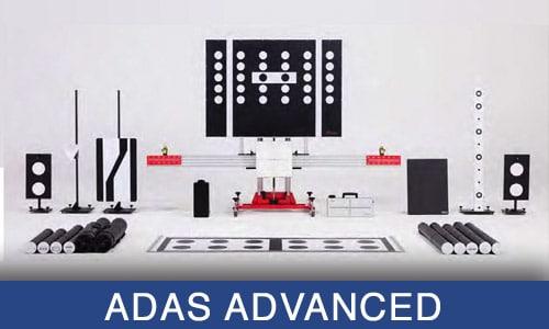 ADAS Advanced Calibration system