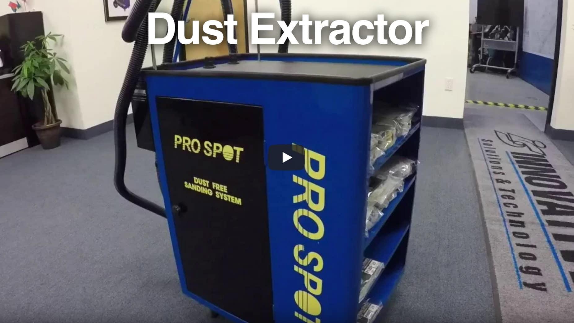 Dust Extractor Video