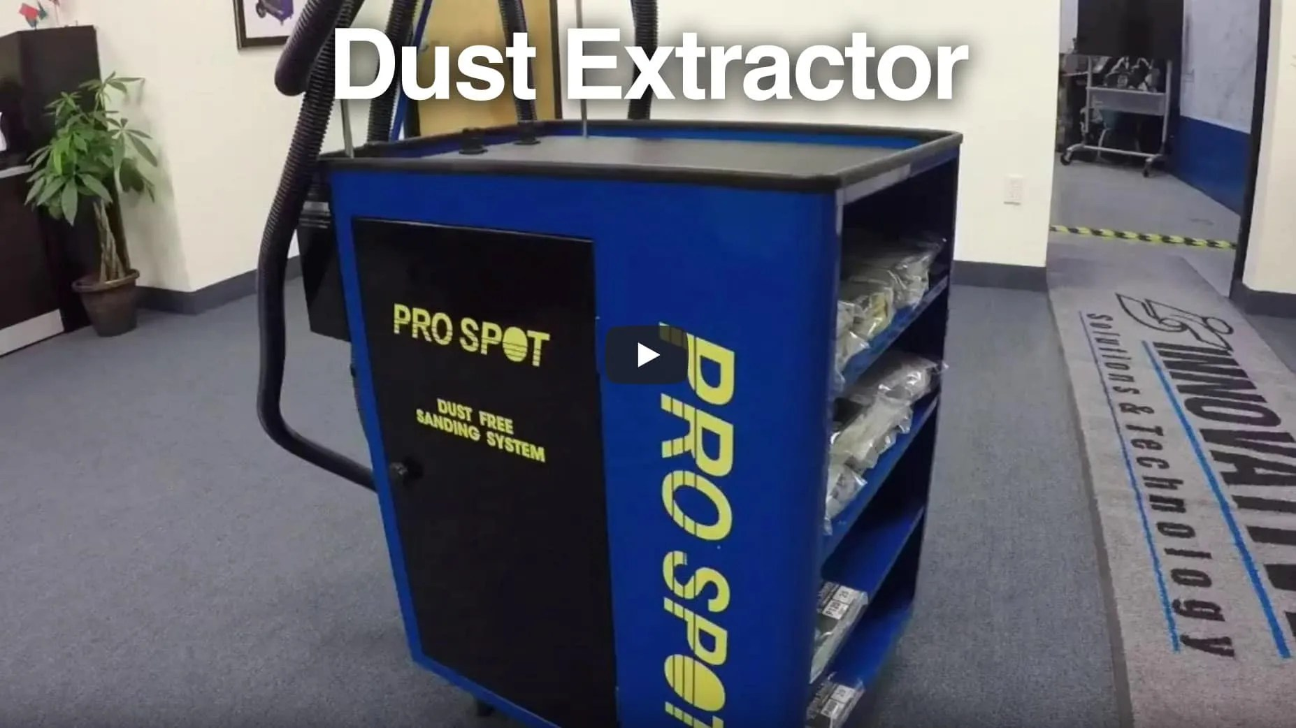 Dust Extractor Video