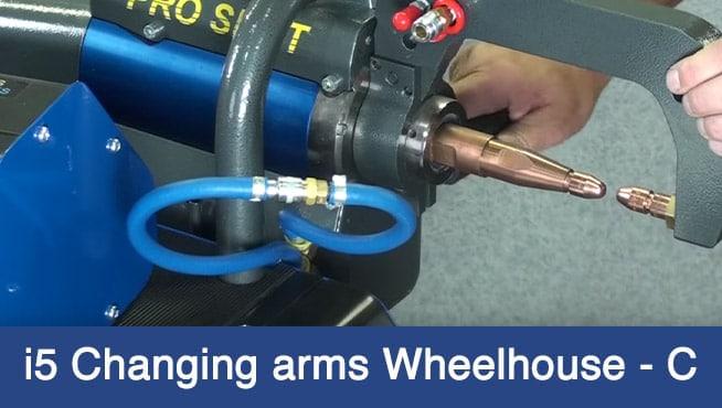 i5 Changing Arm Wheelhouse