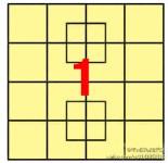 「正方形を何個見つけられますか?」について