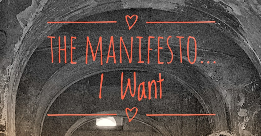The Manifesto I want For My India