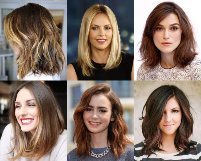 best hair styles for your face shape.