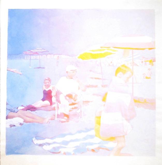 Beach Fade – Isca Greenfield-Sanders