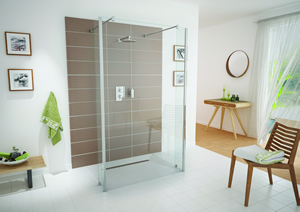 Luxury wet room