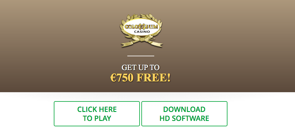 Is Colosseum Casino Legit or Scam? – Review   Sister Casinos 2020)