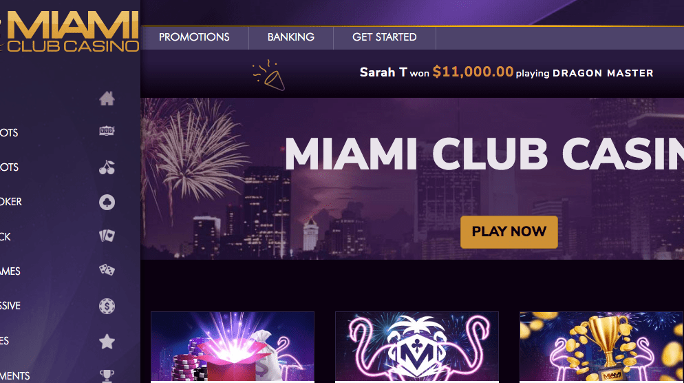 Is Miami Club Casino Legit or a Scam? – Review   Sister Casinos (2020)