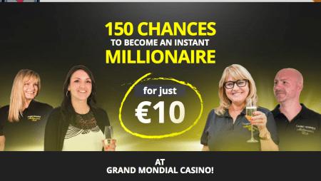 Is Grand Mondial Casino Legit, Scam & Frauds? –  Review | Sister Casinos (2020)
