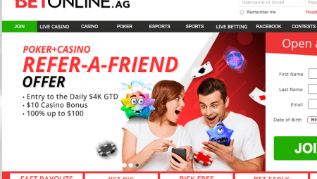 Is BetOnline.ag Legit or Scam? – Review | Sister Sites (2020)