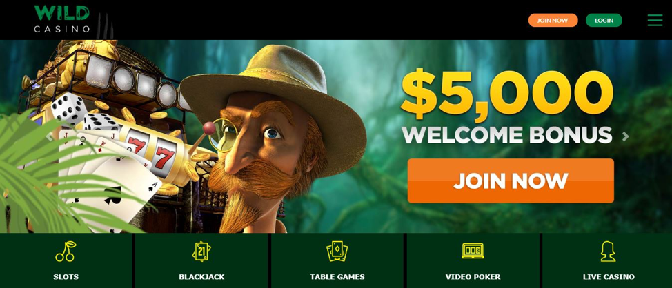 Is Wild Casino Legit or Scam? – Review (2020 Updated)