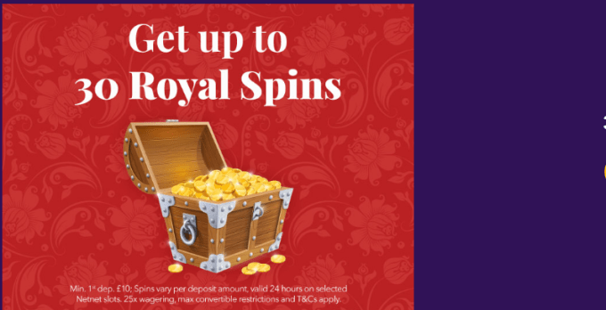 King Jack Casino Promotions