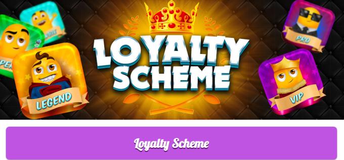 Fairground Slots Loyalty Scheme