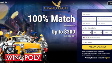 Is Grand Eagle Casino Legit or Scam? – Review   Sister Casinos