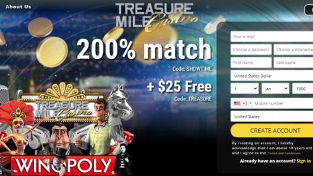 Is Treasure Mile Casino Legit or Scam? – Review   Sister Casinos