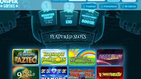Is Casper Games Casino Legit or Scam? – Review   Sister Casinos (2020)