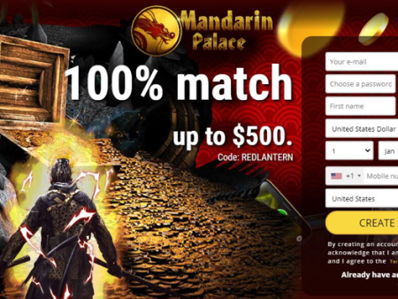 Is Mandarin Palace Casino Legit or Scam? – Review   Sister Sites (2020)