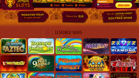 Is Simba Slots Legit or Scam? – Review | Sister Sites (2020 Updated)