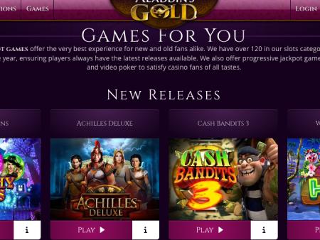 Aladdins Gold Casino Review: Legit or Scam? | Aladdins Gold Sister Sites