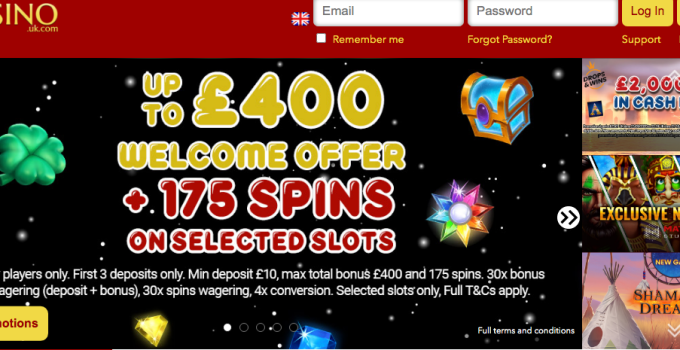Play UK Casino Review