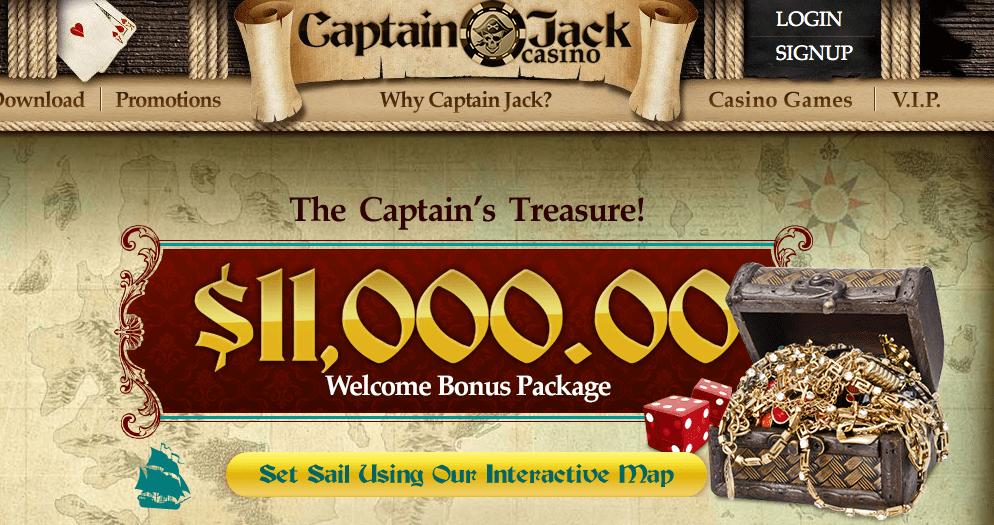 Captain Jack Casino Review: Is Legit or a Scam? | Sister Casinos