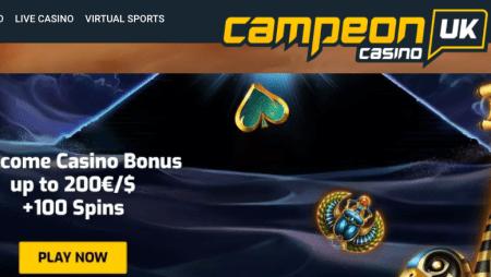CampeonUK Casino Review: Legit or a Scam? | Sister Sites