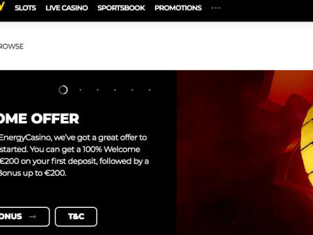 EnergyCasino Review: Legit or a Scam? | Sister Sites