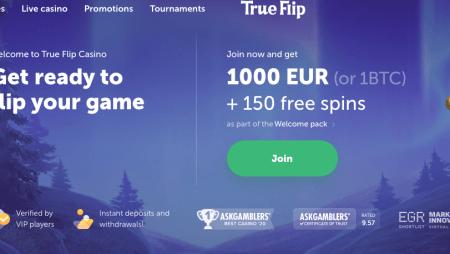 True Flip Casino Review: Legit or a Scam? | Sister Sites