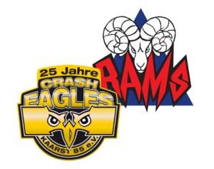 RAMS vs. Crash Eagles Kaarst