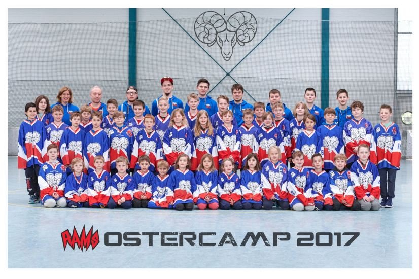 Gruppenfoto - Ostercamp 2017
