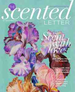 scented letter
