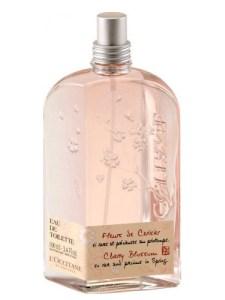 fleurs de cerisier bottle