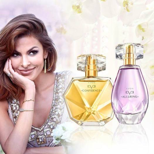 Avon Eve Confidence From The Eve Discovery Collection I Scent
