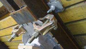 friction clamp