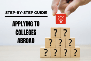 Step-by-step guide for applying to universities abroad