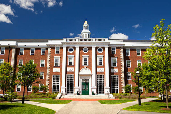 harvard university campus houses various educational departments