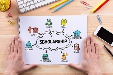 International students can get full scholarships for studying abroad