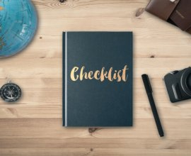 Study abroad checklist which tells you what to carry as an international student