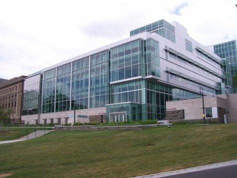 Cornell University Campus Building